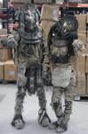 Halloween Mummies