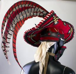Witch hunter head gear