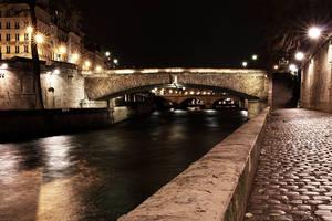 Paris by night III by hakkat