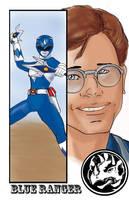 Blue Ranger Billy by TheFireAngel