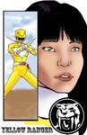 Yellow Ranger Trini