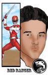 Red Ranger Jason