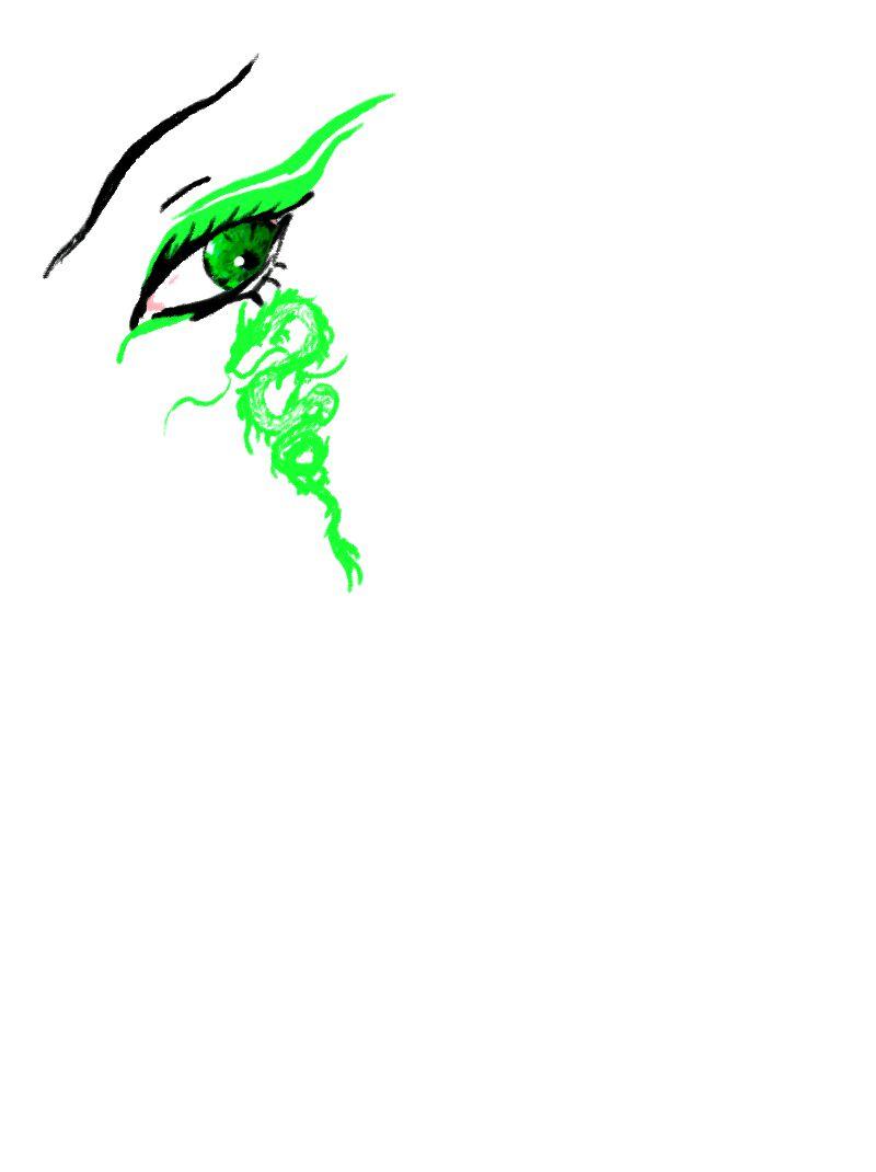Divine Eyes 02 by igasoris