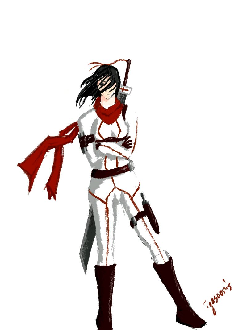 The White Legion 01 by igasoris