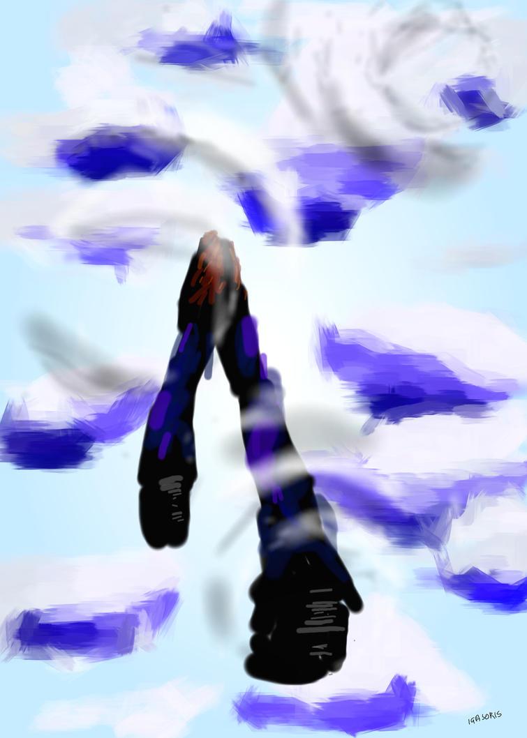 Dreaming (sea sky walk) by igasoris