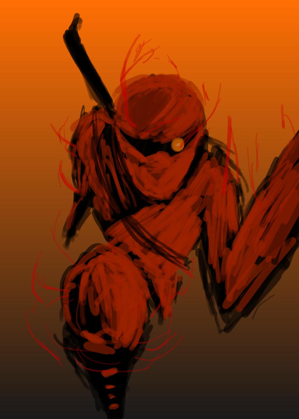 Ninja! by igasoris
