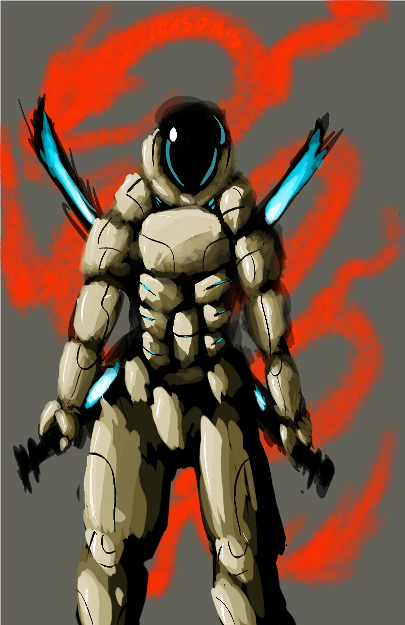 Siegfried, soul blade owner by igasoris