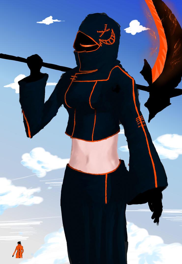 Bad End Reaper by igasoris