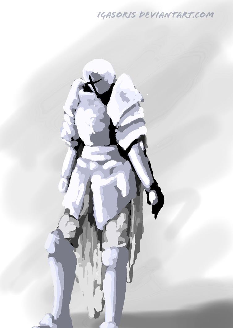 Knight 5 by igasoris