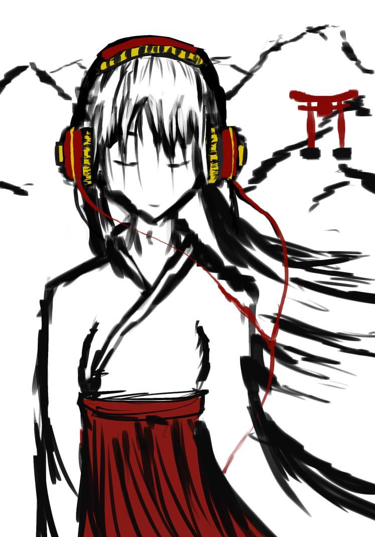 Red Sound by igasoris