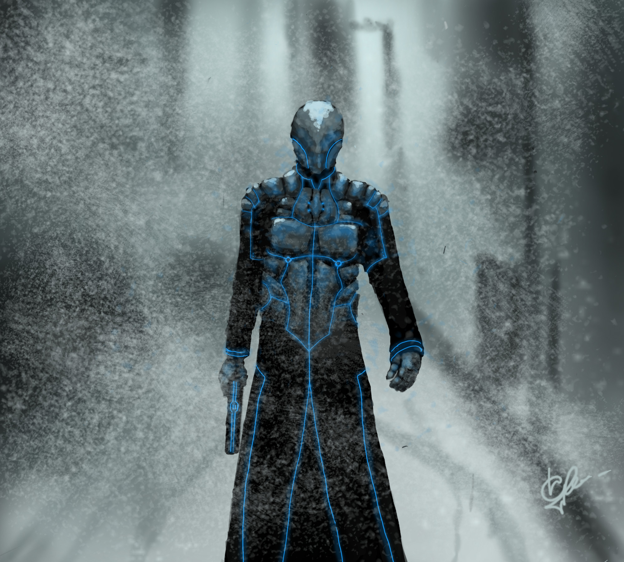 Cold Blood by igasoris