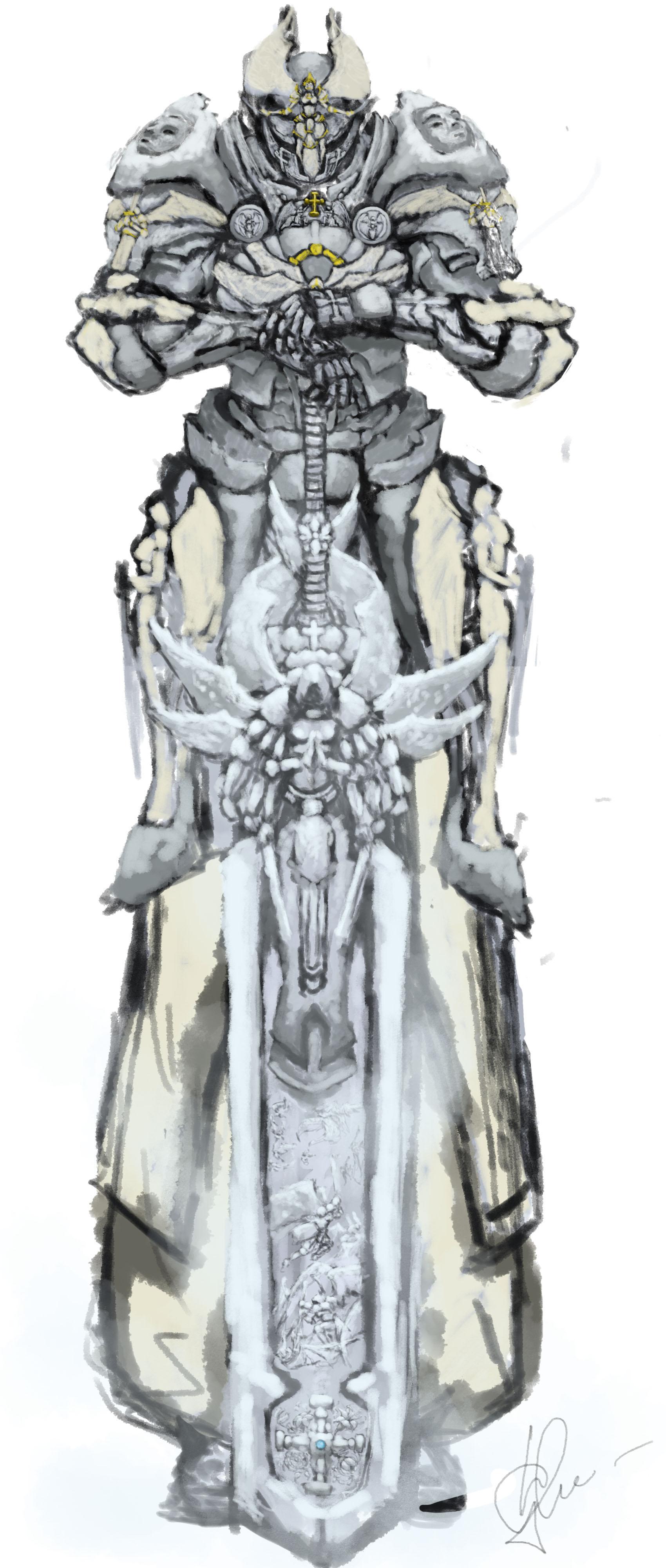 Holy Knight Leon by igasoris