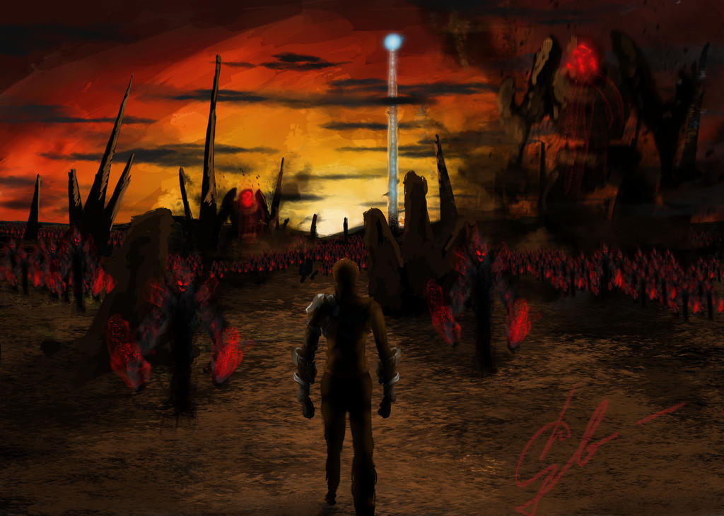 The thorny path by igasoris