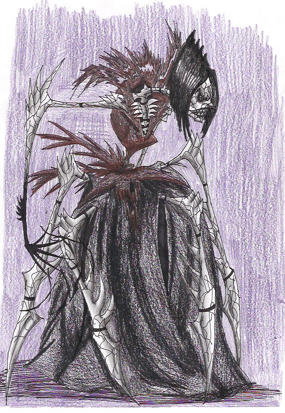 Evil Other Mother Beldam 11 By Tehcreechibi On Deviantart
