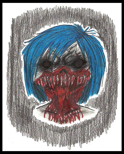 Scary Coraline By Tehcreechibi On DeviantArt
