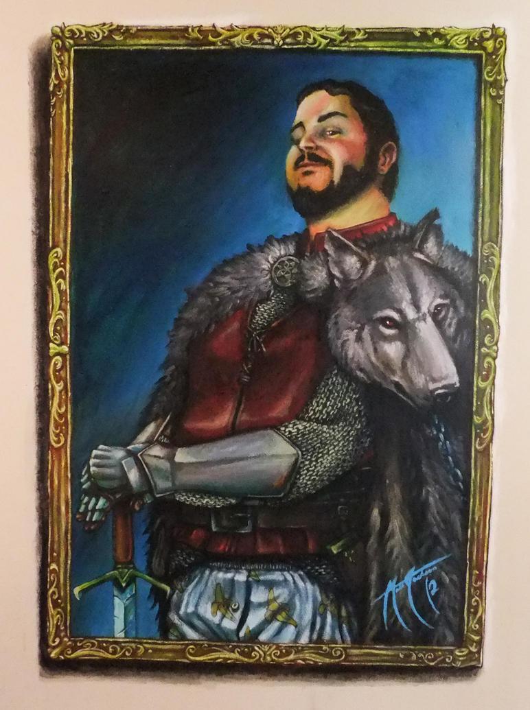 Lord Jesse by cmatthewjackson