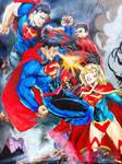 Super team fight