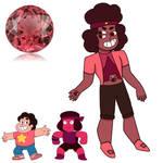 Pink Tourmaline Fusion