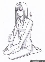 Duduk Simpuh by YunaFujiwara