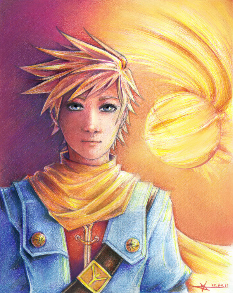 The Son of the Sun by DeviantKirigishi