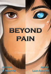 Beyond Pain [Book Cover] by DeviantKirigishi