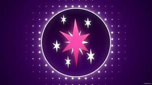 Wallpaper - Minimalist Dub Twilight Sparkle