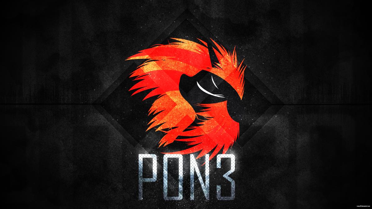 Wallpaper - Divised Pon3 by romus91