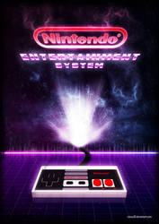 Poster - NES by romus91