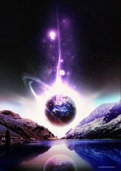 Poster - Silent light by romus91