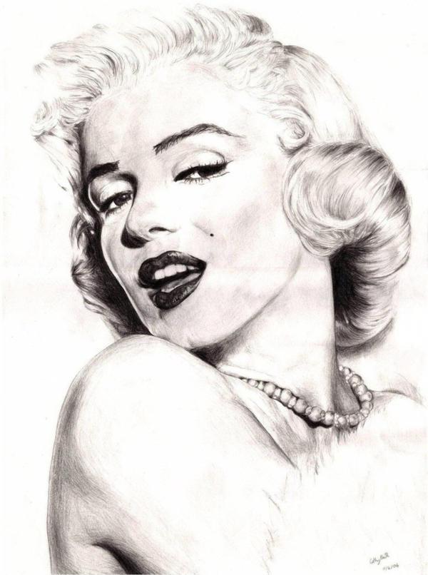 Marilyn Monroe by Syntheta-NZ