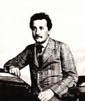 Albert Einstein by Syntheta-NZ