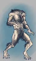 Werewoof 2 by Porrie