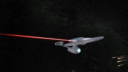 Star Trek Legacy Screenshot 7 Enterprise by Tyranno1