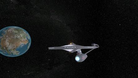 Star Trek Legacy Screenshot 8 Genesis by Tyranno1