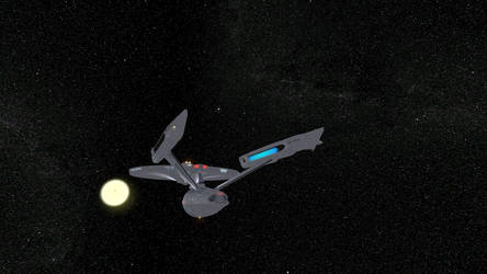 Star Trek Legacy Screenshot 9 Undiscovered Country by Tyranno1
