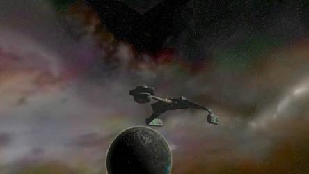 Star Trek Legacy Screenshot 11 K't'inga