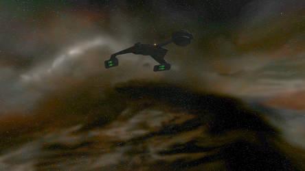 Star Trek Legacy Screenshot 12 K't'inga by Tyranno1