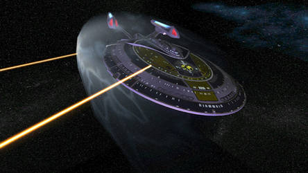 Star Trek Legacy Screenshot 14 Imperial Sovereign by Tyranno1
