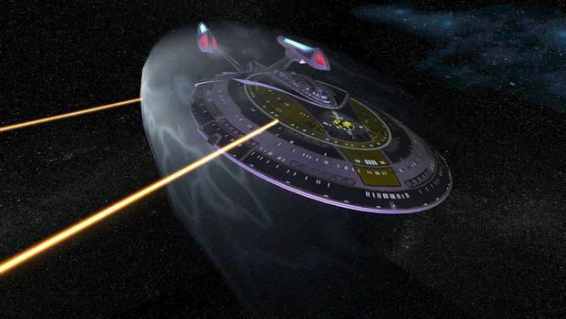 Star Trek Legacy Screenshot 14 Imperial Sovereign