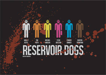 Reservoir Dogs by crossatto