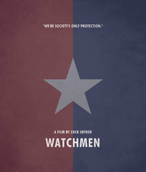 Watchman Comedian by crossatto