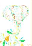 elephant guns