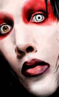 Marilyn Manson by straycat0224