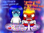 Anger and Sadness durinig COVID-19 by katiekane822