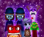 Holiday Sweaters by katiekane822