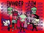The Invader Zim Crew