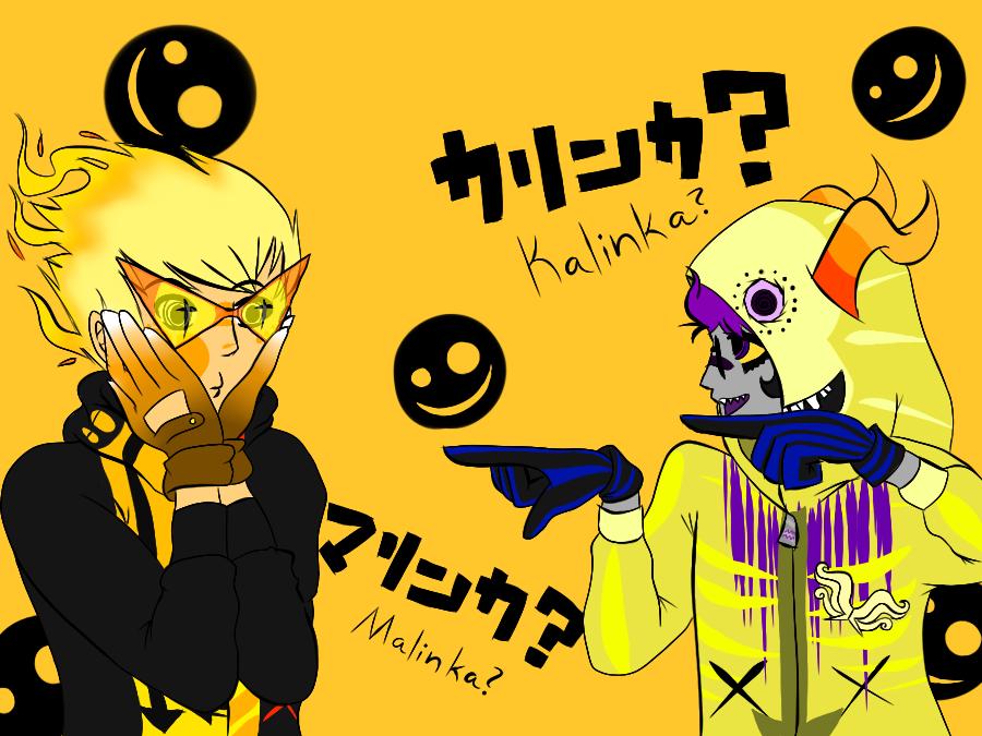 Kalinka? Malinka? by DibFan4LifeX3