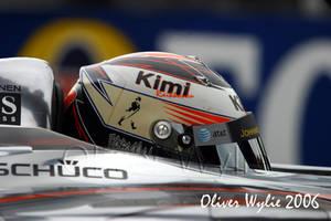 Kimi Raikkonen by olly83
