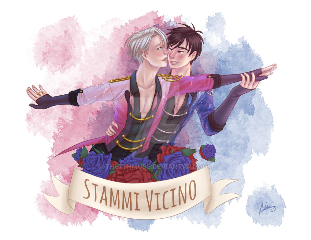 Stammi Vicino by The7thMuse