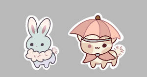 50 points cotton tail babs